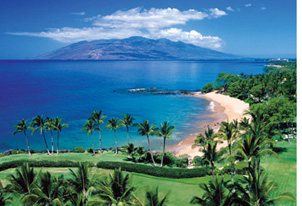 Ulua Beach Hawaii Maui